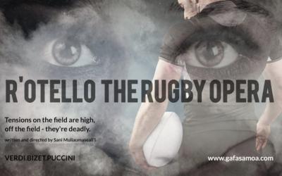 R'Otello the Rugby Opera